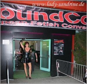 Boundcon mit Lady Sandrine